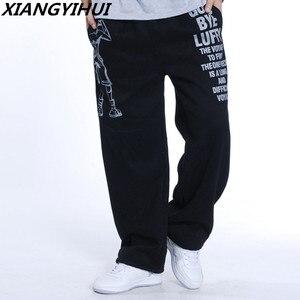 Image 3 - גברים הרמון tactica מכנסיים עבה קטיפה מזדמן שקוע כותנה מכנסיים גברים מכנסיים בתוספת גודל ספורט מכנסיים Mens רצים רגליים pants5XL