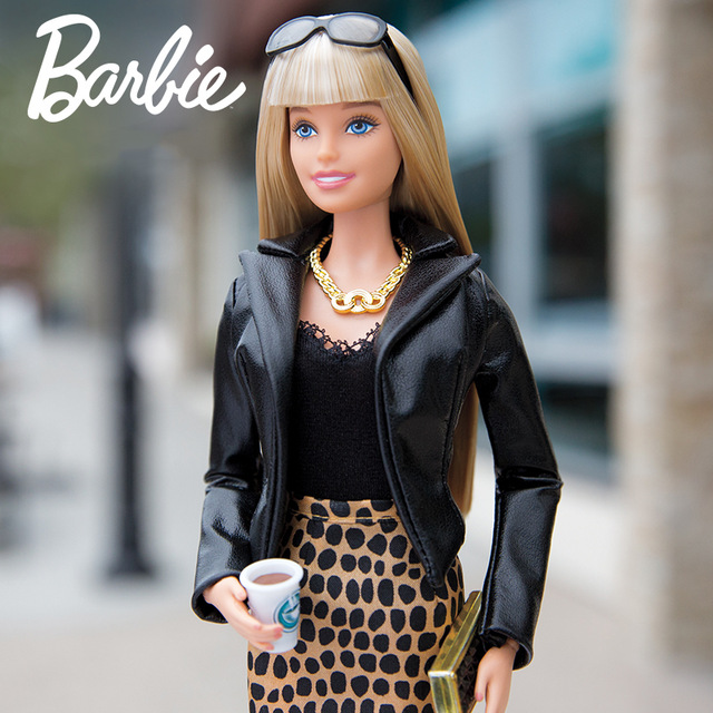 Original Barbie Doll Brand Collectible Doll Celebrity Chinese Popuar Star Toy Girl Birthday Present Girl Toys Gift Boneca DGY07