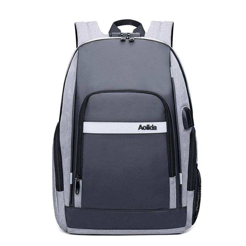 Men Backpack Back To School Bags For Boys Laptop Bagpack Anti Theft Backpacks For Teenagers Backpack Male Backbag Boy Schoolbag цены
