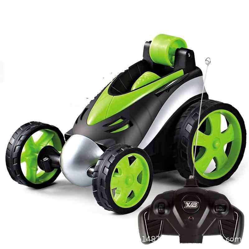 YUKALA yeni 360 haddeleme döner Tumbling kaldırmak kontrollü Mini RC dublör dans araba çocuklar için radyo kontrol oyuncaklar