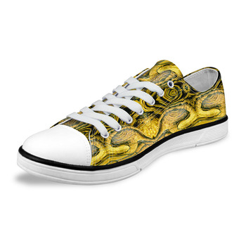 New Canvas Shoes Men Low Shoes Fashion Casual Shoes Men's Summer Students Platform Light Single Shoes Walking Trainer