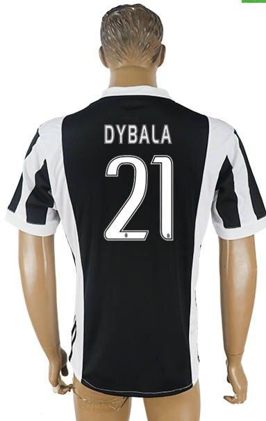 juventus 21 dybala sec away soccer club jersey  juventus jersey cuadrado  online 900f13809