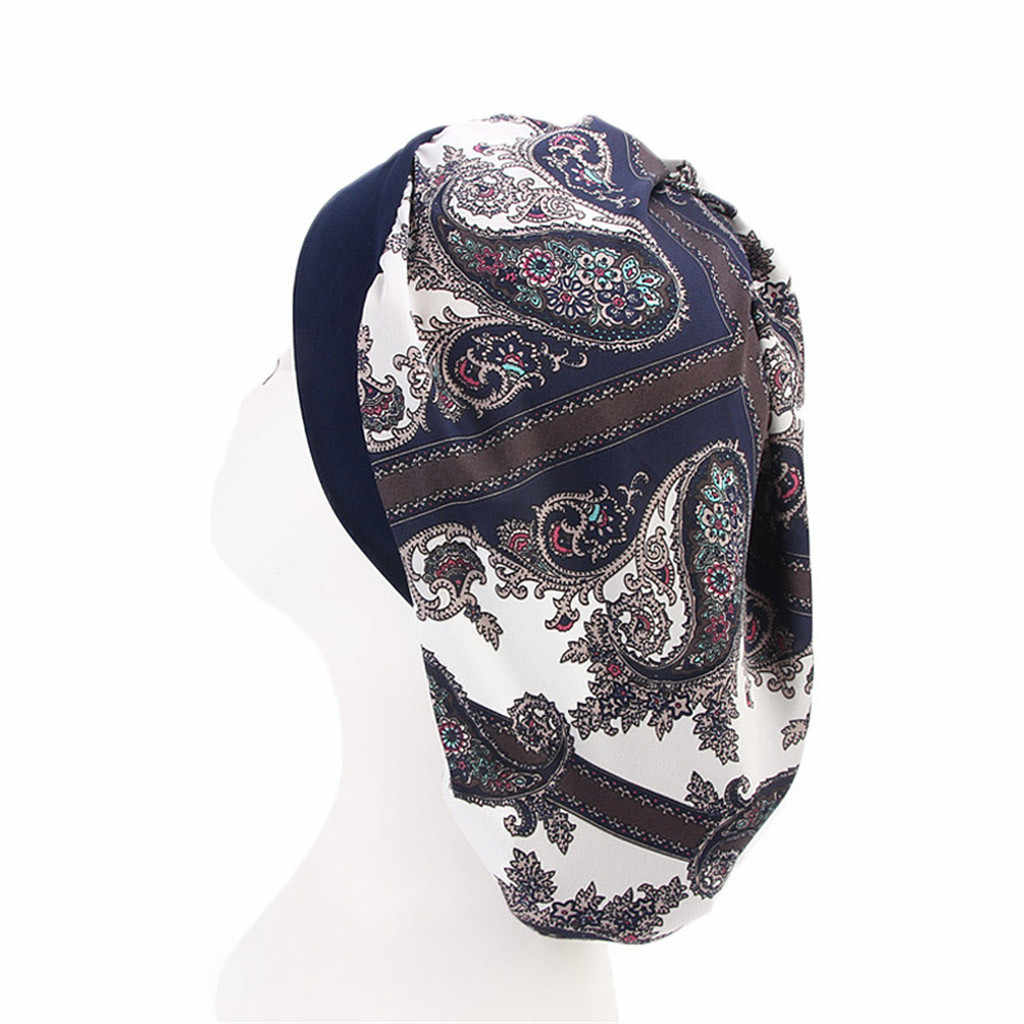 2019 New Hot Sale Long Hair Care Women Fashion Satin Bonnet Cap Night Sleep Hat Silk Cap Head Wrap High Quality Gift