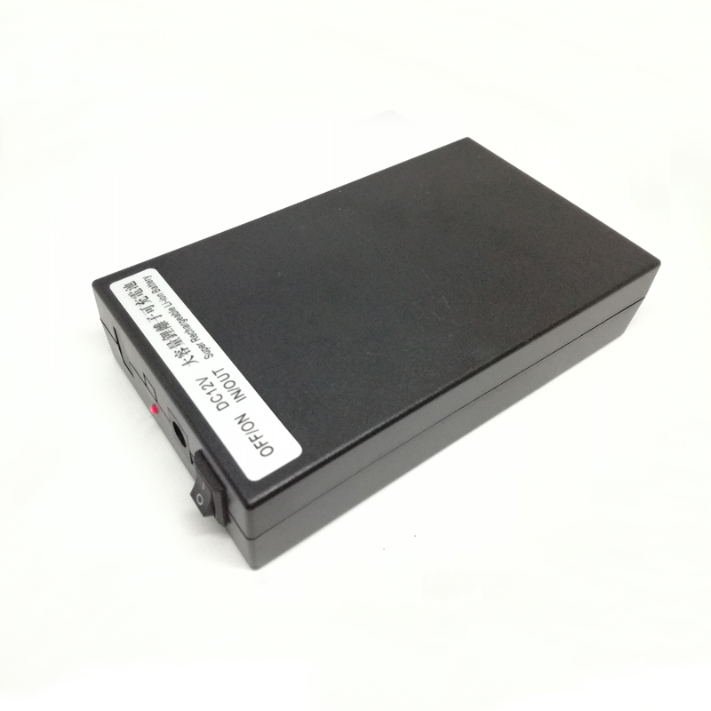 MasterFire YSD 12680 DC 12V 6800mah Rechargeable Li ion Lithium Battery Batteries Pack for CCTV camera