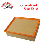 Car Parts Carbon Cabin Air Filter For Audi A4 Seat Exeo Auto Accessories OEM 06C133842 06C133843