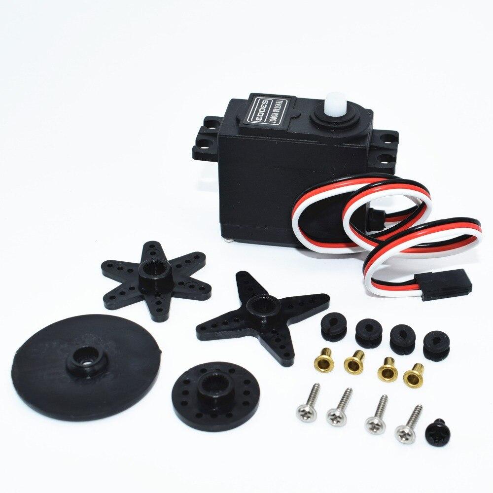 Горячая распродажа! серво стандарт S3003 для Дистанционное управление игрушка автомобиль Грузовик вертолета лодки игрушки ...