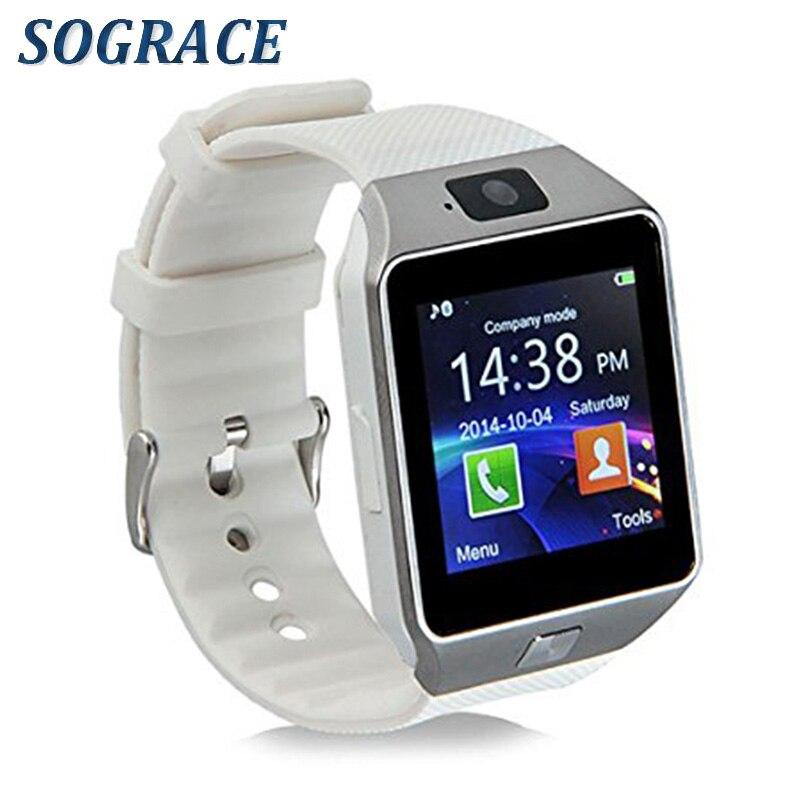 DZ09 Smart Watch Relogio Celular Wear Smart Band GSM Wrist Watch Alarm Clock Waterproof Wristband for IOS iPhone/Samsung/Xiaomi