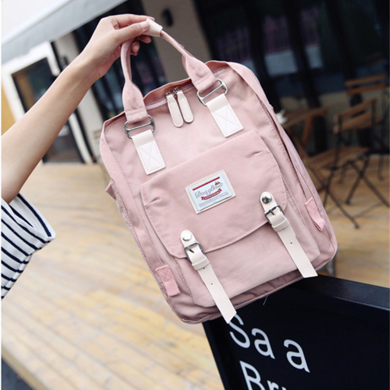 Fashion Teenage Backpacks For Girl Waterproof Kanken Backpack Travel Bag Women Large Capacity School Bags For Girls Mochila go meetting fashion women waterproof oxford backpack famous designers brand shoulder bag leisure travel backpacks for girl