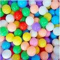 100 pçs/lote Fabricantes, marinha atacado bola colorida piscina tenda bola marinha das crianças brinquedos