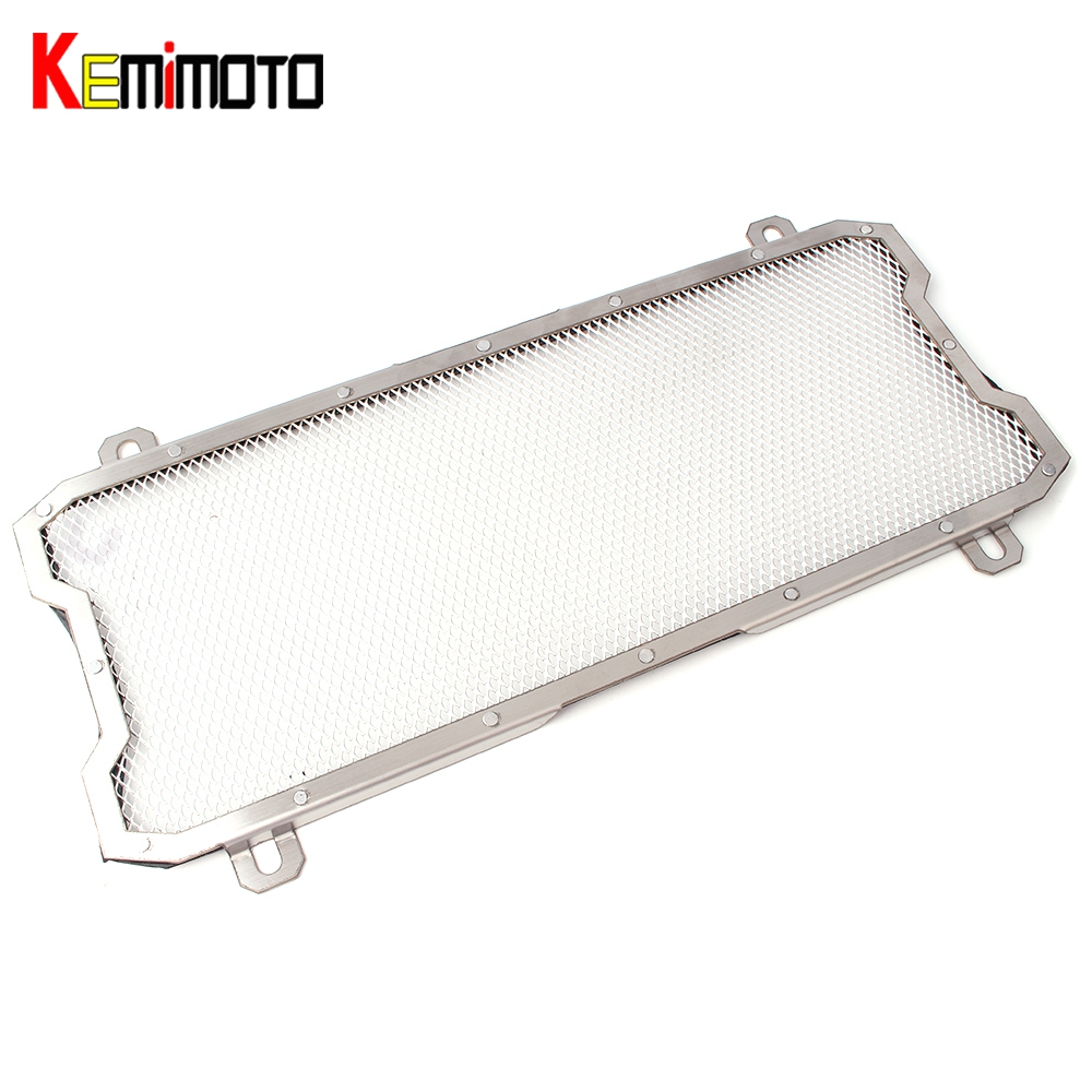 KEMiMOTO Radiator Guard Grille Protection for kawasaki Z650 2017 for kawasaki Z 650 2017 Radiator Protector Parts Accessories kemimoto for kawasaki z900 2017 radiator guard grill for kawasaki z 900 2017 radiator protection moto motocycle accessories