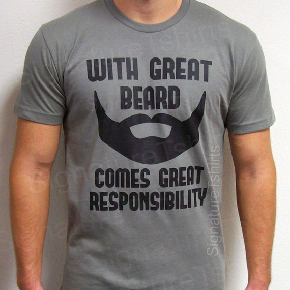 Groovy With Great Beard Mens Daddy T Shirt Tshirt Comes Great Natural Hairstyles Runnerswayorg