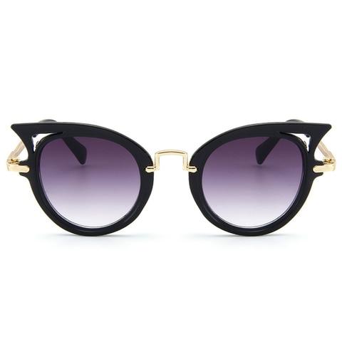 2018 New Cat Eye Children Sunglasses for Girls Boys Kids sunglasses Babys SunGlasDriving Sports Goggles Eyewear UV400 Lahore