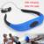 3.8 GB subaquática à prova d' água cabeça vestindo Tocadores de música MP3 Player com rádio FM para o Mergulho & & surf & sports & correndo IPX8