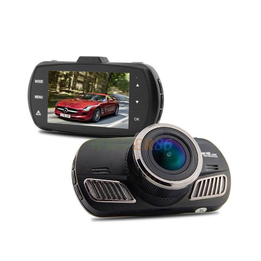 Car DVR Ambarella A12 Car Camera Video Recorder 170 Degree 2560 1440P Car DVR GPS Logger