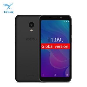 Image 1 - هاتف Meizu C9 Pro الأصلي بذاكرة وصول عشوائي 3 جيجا بايت وذاكرة قراءة فقط 32 جيجا بايت النسخة العالمية هاتف ذكي رباعي النواة بشاشة 5.45 بوصة عالية الدقة 13 ميغا بكسل بطارية خلفية 3000mAh يُفتح للوجه