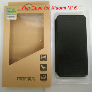 Image 5 - Original Xiaomi Flip Case for Note 5A Mi 5C Xiaomi 5S Plus Mi 6 High Quality