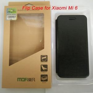 Image 5 - מקורי שיאו mi Case Flip עבור הערה 5A mi 5C שיאו mi 5S בתוספת mi 6 באיכות גבוהה