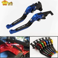 CK CATTLE KING For YAMAHA YZFR6 YZF R6 R6 1999 2000 2001 2002 2003 2004 Motorcycle Accessories Brake Clutch Levers LOGO YZF R6