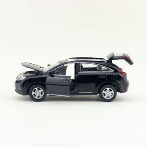 Image 5 - 1:32 Schaal Lexus RX350 Suv Sport Speelgoed Auto Diecast Voertuig Model Trek Sound & Light Educatief Collectie Cadeau Voor kid