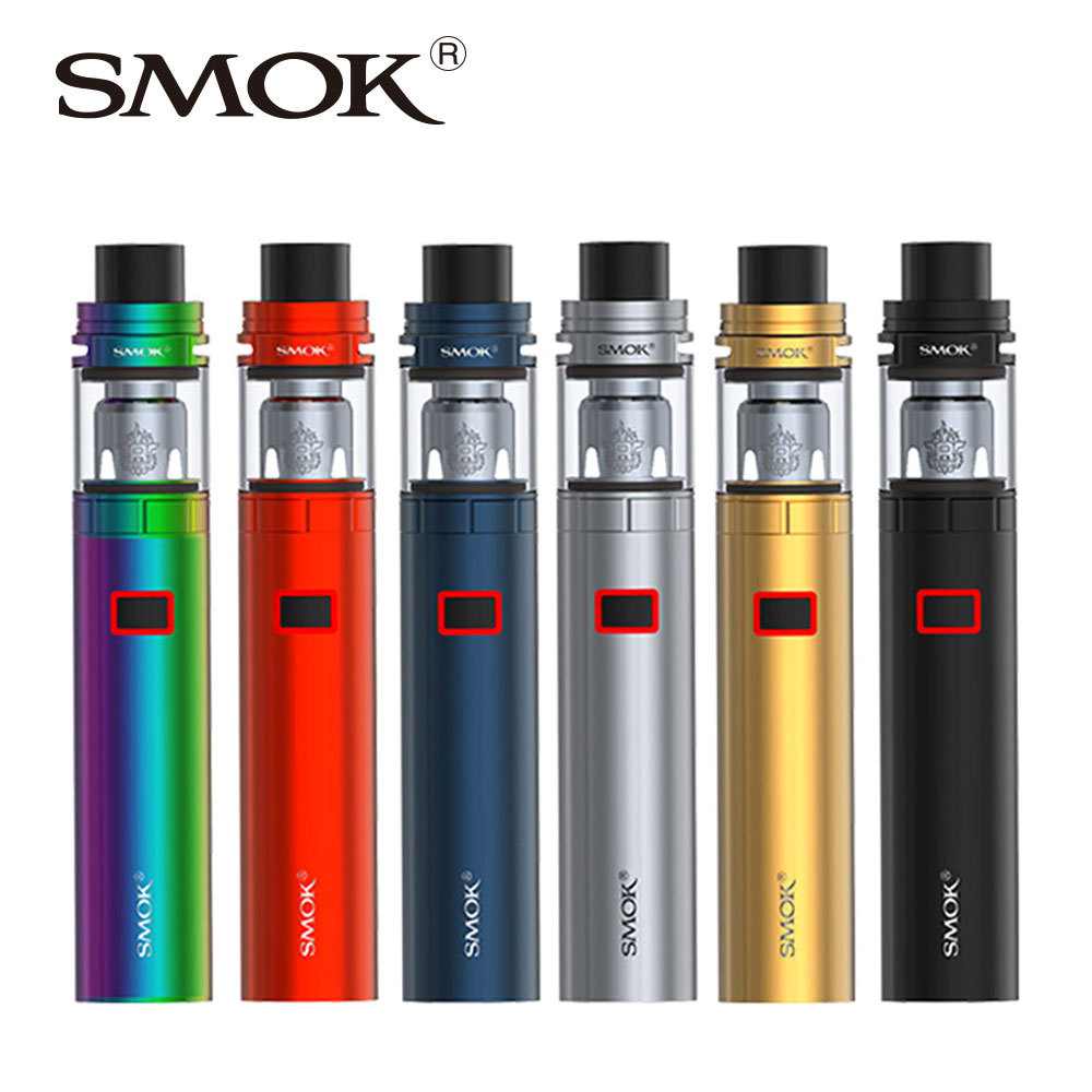 100% Original Stick X8 Kit Pen Style Vape Kit w/ 4ml/2ml X-Baby Tank Atomizer & 3000mah Capacity Vs Smok Stick V8/Ego Aio Kit limitless pulse pod vape pen system