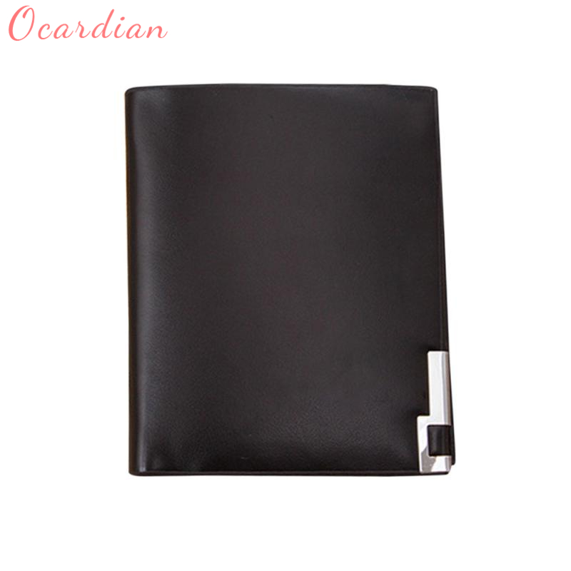 2018 Ocardian New Gewen Synthetic Leather Man Wallet Pocket Credit Card Clutch Fit for all style of clothes best gifts C0126