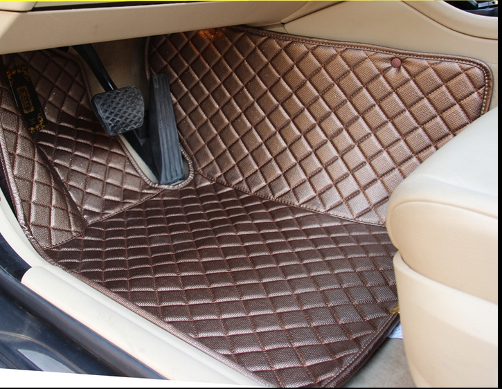 High quality! Custom special floor mats for Subaru Legacy 2015 non-slip Easy to clean carpets for Legacy 2014-2010,Free shipping
