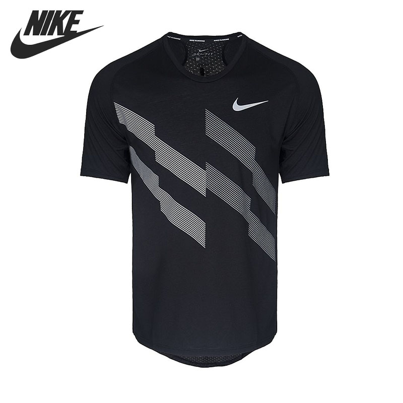 Original New Arrival 2017 NIKE  BRT TOP SS SEASONAL GXT Men's  T-shirts  short sleeve Sportswear