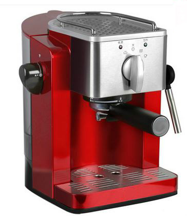 Italian coffee machine semi-automatic steam commercial foam pot Espresso Coffee Maker