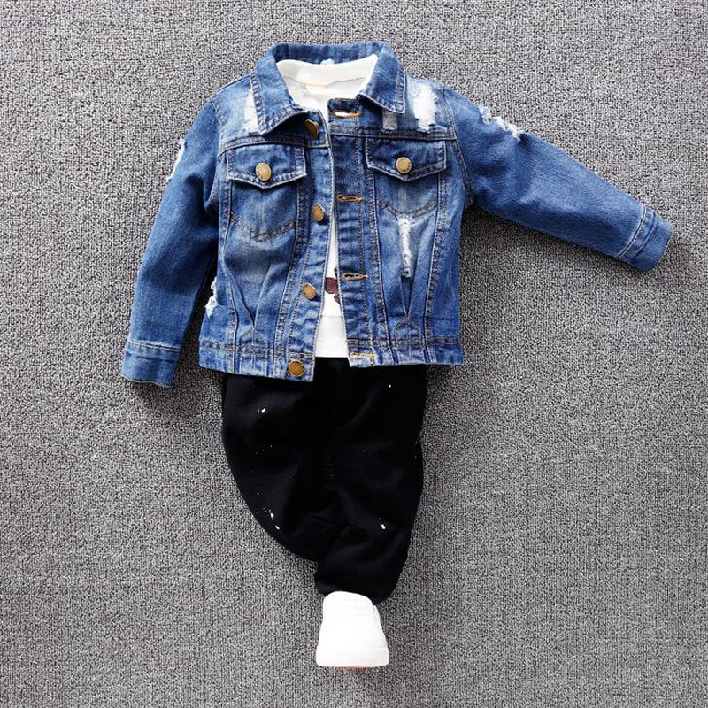 Neue frühling herbst kinder mantel baby mädchen & jungen jacke mode - Kinderkleidung - Foto 2