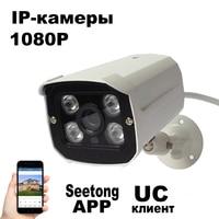 1080P IP Camera Onvif P2P Cloud Seetong APP UC Software Video Surveillance Security Camera 2MP IR