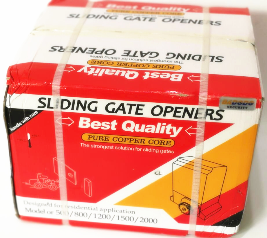 Image 5 - 1200kg KIT SET GATE GATES SLIDING SLIDE AUTOMATIC OPENER MOTOR 6m or 7m rails-in Access Control Kits from Security & Protection