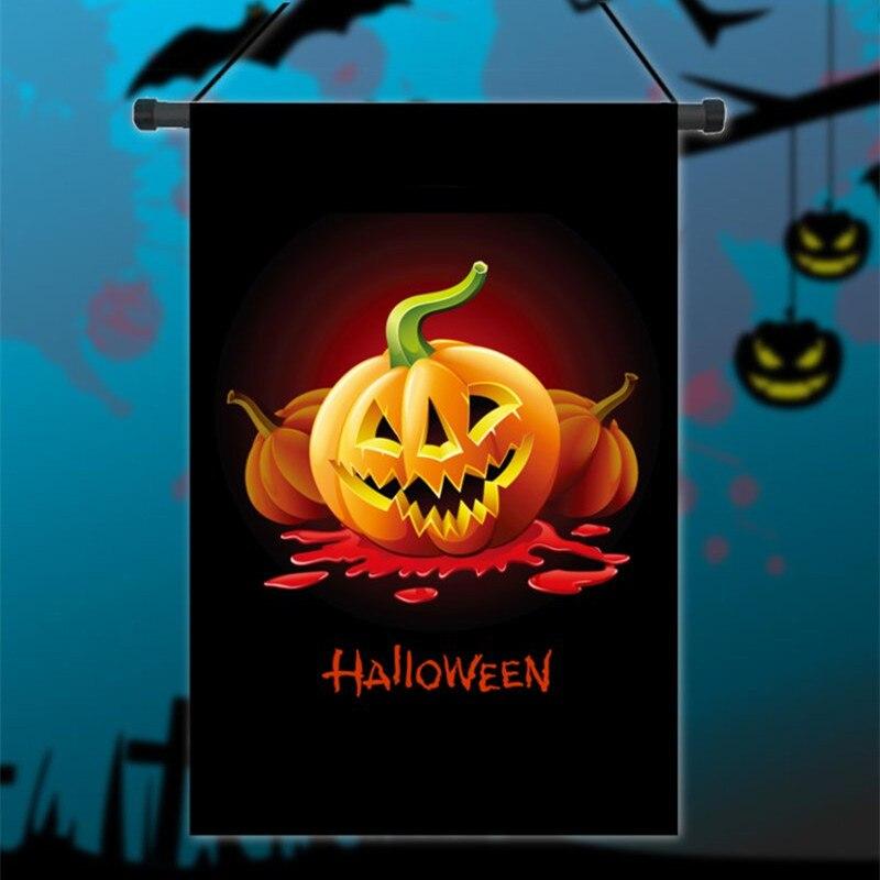 Top Selling Garden Flag Primitive Jack Pumpkinu0027Lanterns Halloween 12u0027u0027 X 18u0027