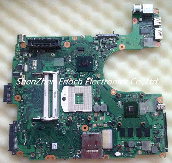 For Toshiba TECRA S11 S11 168 Laptop font b Motherboard b font NON Integrated FHVSYA A5A002692