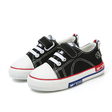 High Quality Breathable Anti-slip Children Casual Shoes Hoop & Loop Outdoor Sports Shoes Boys Girls Infant Tennis Kids Sneakers converse kids shoes hoop loop high cut comfortable casual sneakers 654191c ys