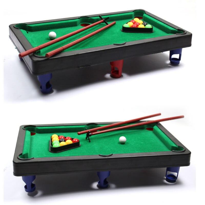 Billiards Board Game Desktop Pool Table Snooker Game