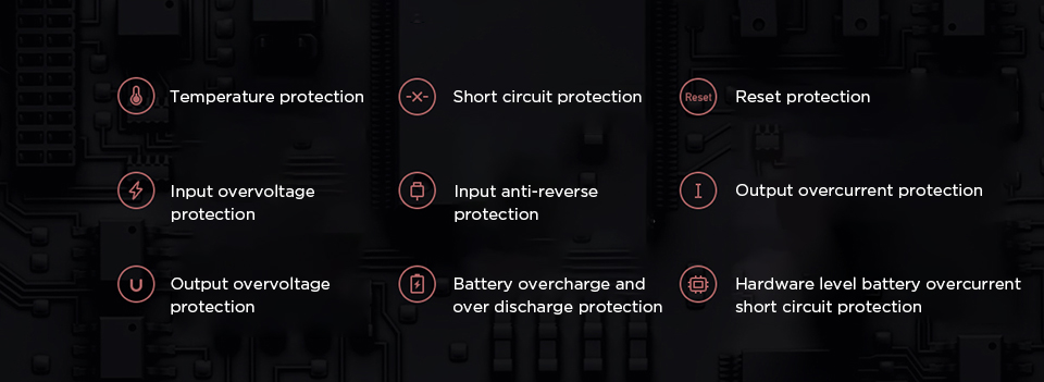 Xiaomi Redmi Power Bank 10000 mAh - blanc prix maroc