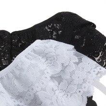 Sexy Floral Lace Garter Belt