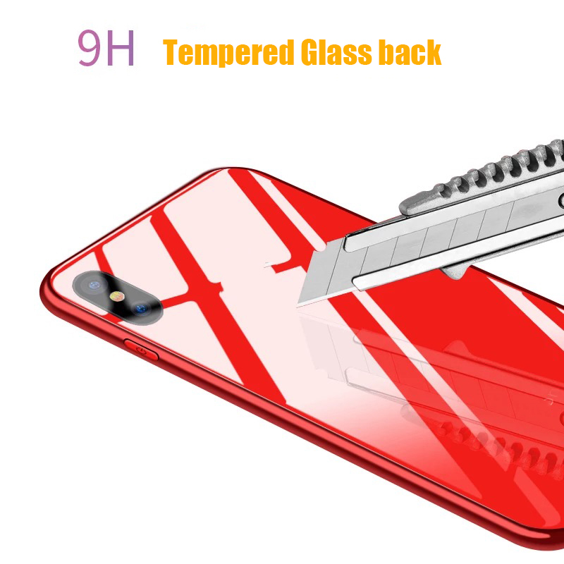 Suntaiho for iphone xs max case Plating Edge Phone cover for iphone 8 plus case  Back Cover phone case for iphone xr case 7 6