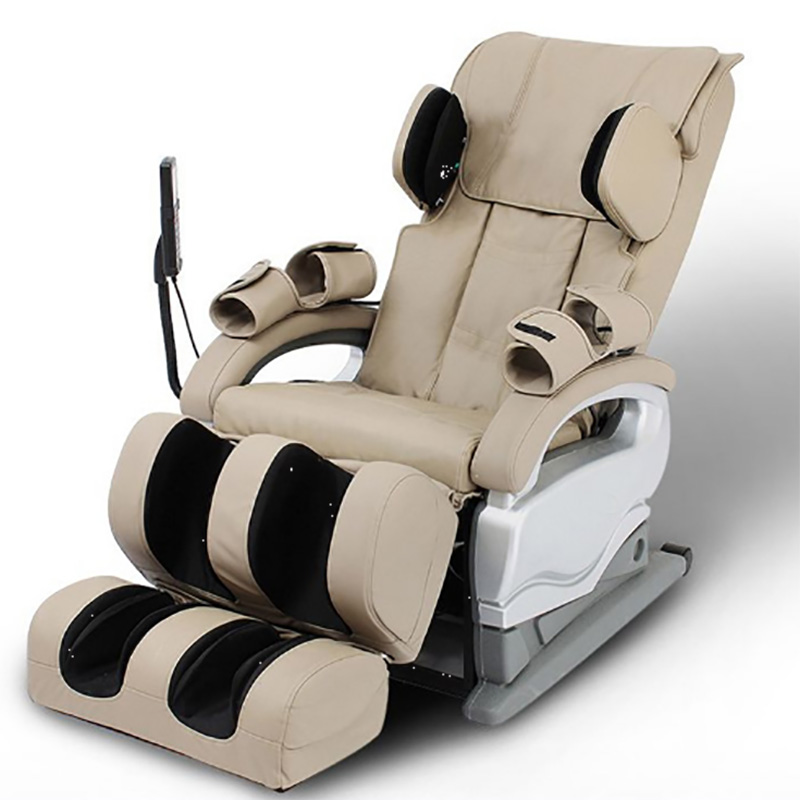 Electric Multi function Kneading Massage Heated Massage Chair Home Simple Massage Instrument