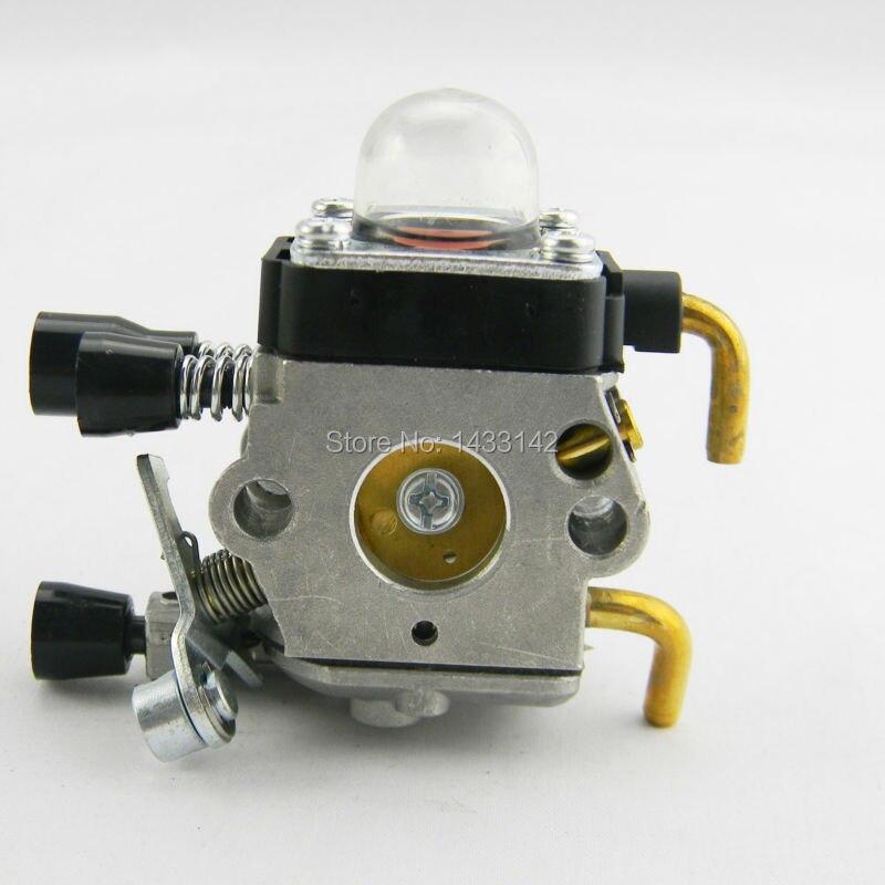 Carburetor Carb kit Air Fuel Filter fit STIHL FS75 FS80 FS85 FC75 FC85 HL75 HT70 HT75 SP85 trimmers
