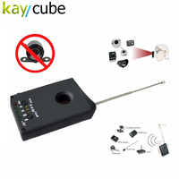 Wireless Anti Spy Detector LDRF DT1 GSM Audio Bug Finder GPS Signal Lens RF Tracker