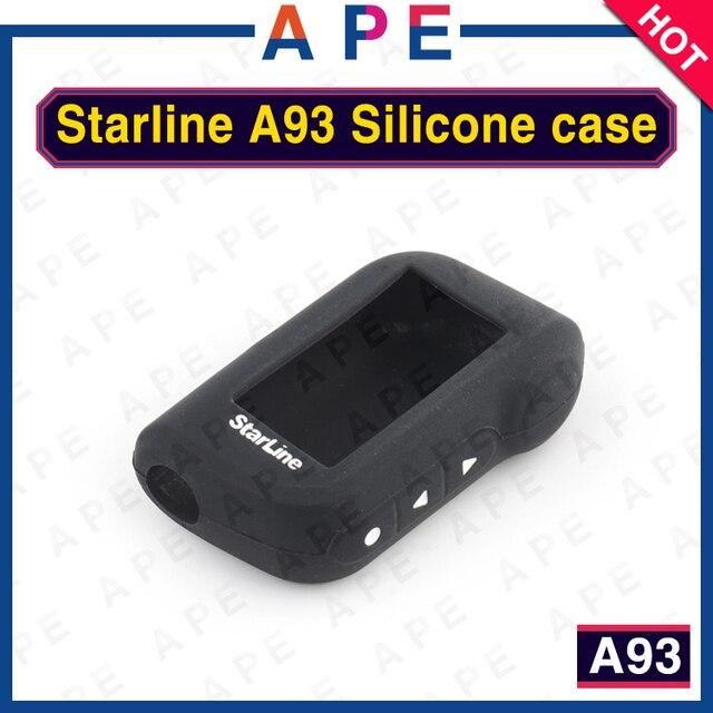Силиконовый чехол Starline A93 чёрный - фото 11