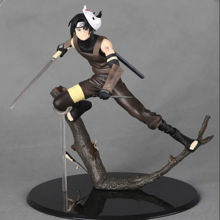 Anime NARUTO Uchiha Itachi Fighting GEM action figure pvc shippuden collectible model toy doll brinquedos juguetes hot sale free shipping 7 naruto shippuden anime uchiha itachi edo tensei ver boxed 17cm pvc action figure collection model doll toy