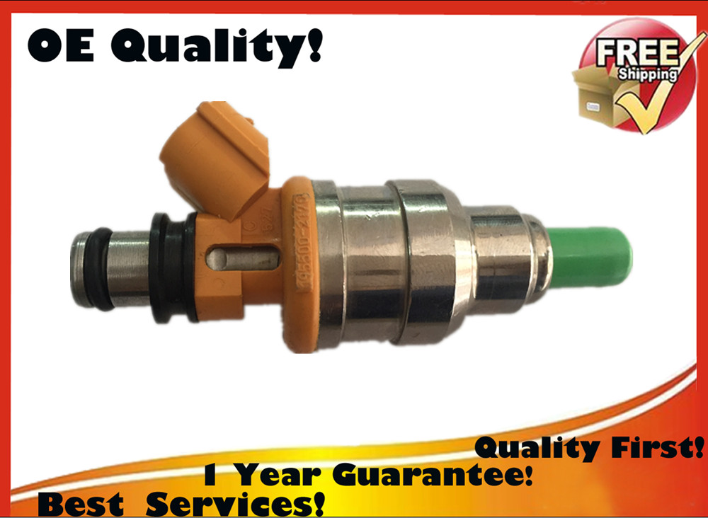 SET 3 high quality nozzle fuel injector 195500 2170 195500 2170 for DAIHATSU MOVE CUORE L6