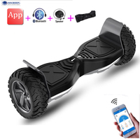 Hoverboard Skateboard 8.5 Inch 2 Wheel Self Balancing Electric Scooter With APP Bluetooth Speaker Patinete Electrico Gyroscooter