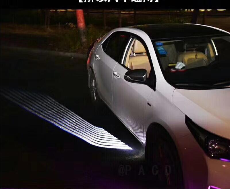 eOsuns led welcome lamp ground light for Nissan S-Cargo Sentra Skyline Stagea Tiida Titan Tsubame Tsuru Urvan Versa Versa Note новый силовой рулевой насос 49110 vw000 для nissan urvan e25 urvan 2 4 lts