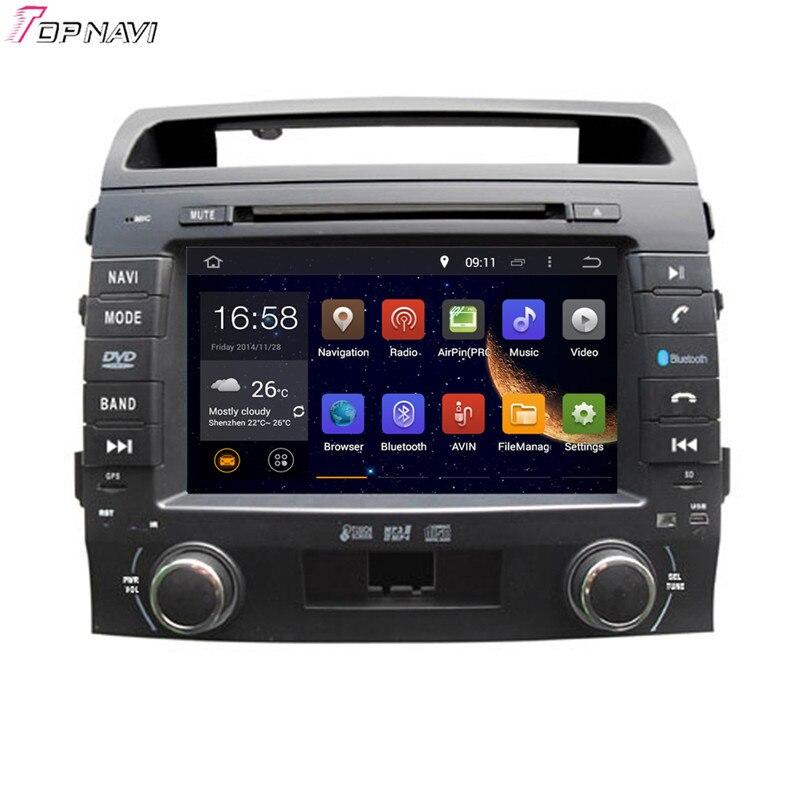 TOPNAVI 8 Octa Core 2GB RAM Android 6 0 Car font b Radio b font Stereo