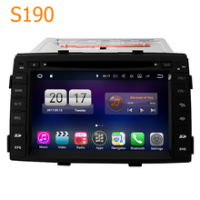 Road Top Winca S190 Android 7.1 System PX3 4 Core CPU Car GPS DVD Player Head Unit Sat Nav for Kia Sorento 2010 – 2012