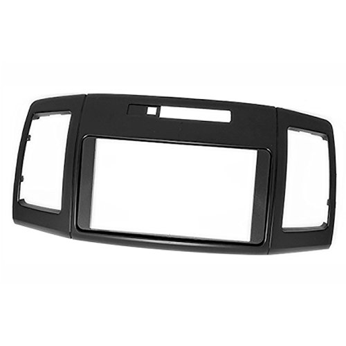 2 Din Car Radio Stereo Fascia Panel Frame DVD Dash Installation Surrounded Trim Kit for Toyota Allion (T240 245), Premio 2001 ityaguy fascia for ford ranger 2011 stereo facia frame panel dash mount kit adapter trim