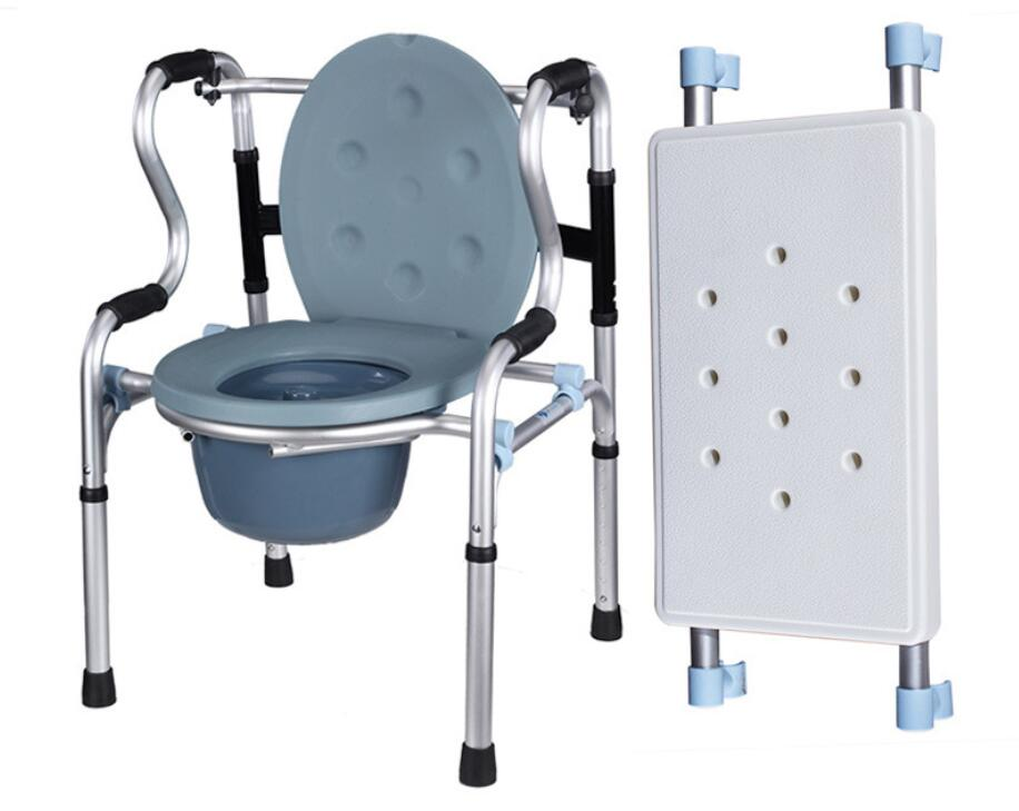 Adjustable height Commode chair Portable Potty chair bathroom chair with seatAdjustable height Commode chair Portable Potty chair bathroom chair with seat